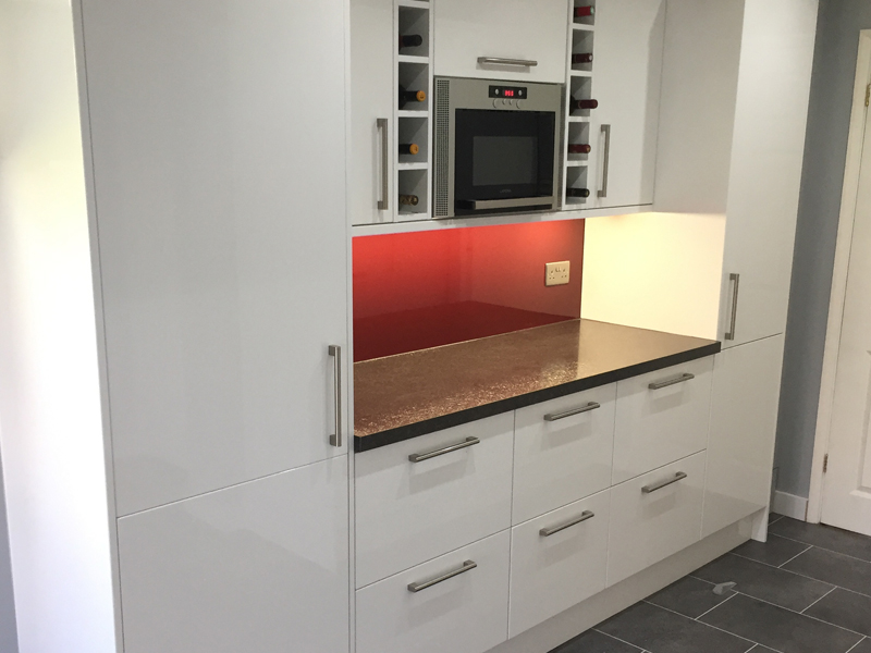 Kitchen design and installation by Square Carpentry Aylesbury