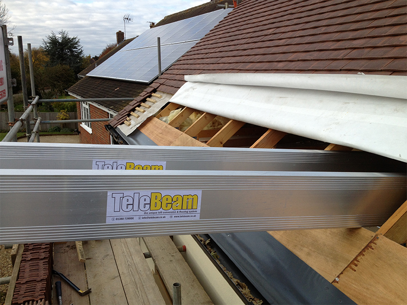 Square Carpentry Loft Conversions in the Aylesbury and Buckingham Oxfordshire area